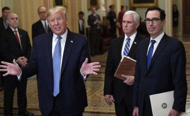Trump,salgının Temmuz ya da Ağustos ayında veya daha ileri bir vakitte son bulmasını beklediklerini kaydetti