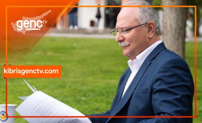 Turgay Avcı, DAÜ Rektörlüğüne adaylığını açıkladı