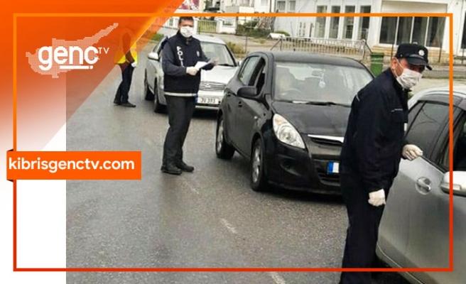 30 kişi sokağa çıkma yasağını ihlal etti