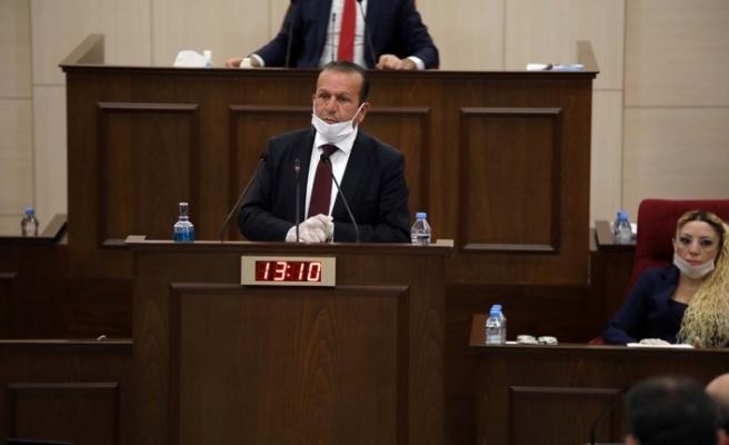 """Ataoğlu: """"Halkın beklentisi siyaset değil, toplumsal mutakabat"""""""