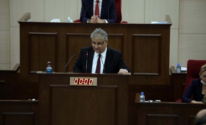 Bakan Pilli, bugünkü test sonuçlarını Meclis'te açıkladı