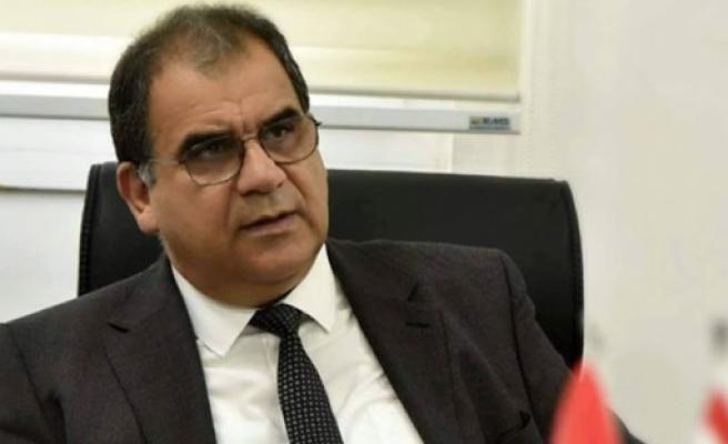 Çalışma ve Sosyal Güvenlik Bakanı Sucuoğlu'ndan Türkiye'ye teşekkür