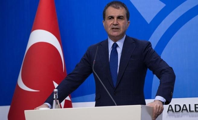 """Çelik: """"Türkiye, KKTC'nin bütün ihtiyaçlarını karşılayabilecek güçtedir"""""""
