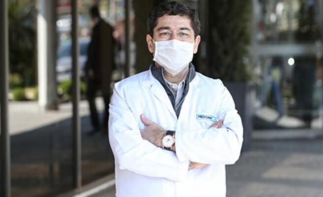 """Corona virüsü yenen doktor anlattı: """"Virüsün ilerleme hızı korku filmi gibi"""""""