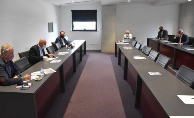 Covid-19 Belediyeler Arası Kriz Yönetim Komitesi, kararlar aldı