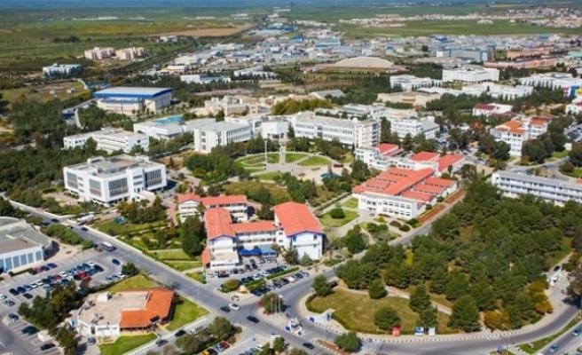 DAÜ, Times Higher Education'ın sıralamasında yer aldı