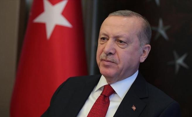 """Erdoğan: """"En büyük avantajımız güçlü sağlık altyapısı ile hastalıkla mücadeleye erken başlamamız"""""""
