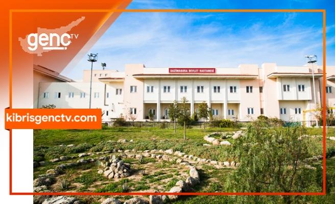 Gazimağusa Devlet Hastanesinde PCR testlerinin uygulanmasına başlandı