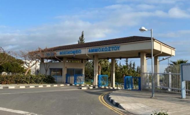 Güneydeki Mağusa Genel Hastanesi'nde 36 kişi tedavi görüyor