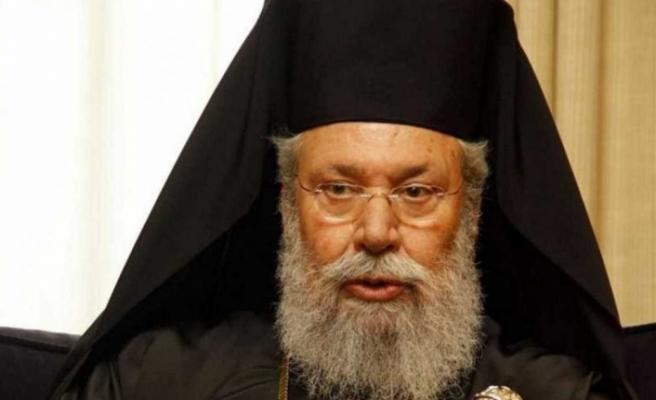 """II. Hrisostomos : """"Mağaralarda bile ibadet edilebilir"""""""