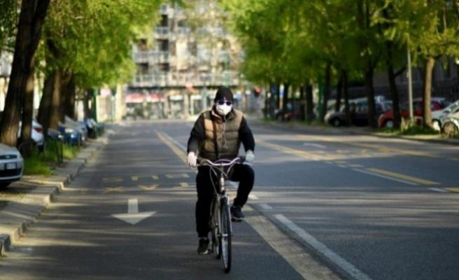 İtalya'da salgın sonrası dönemde 'bisiklet devrimi' çağrısı