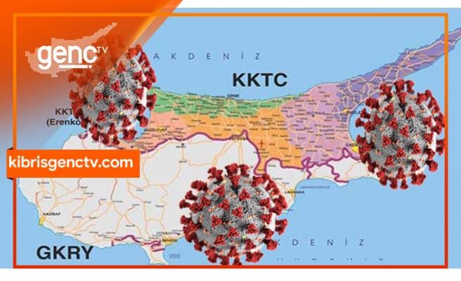 Kıbrıs'ta son durum: Toplam 715 vaka,16 kişi hayatını kaybetti