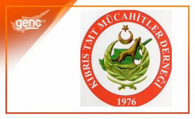 Kıbrıs TMT Mücahitler Derneği'nden üretime teşvik çağrısı