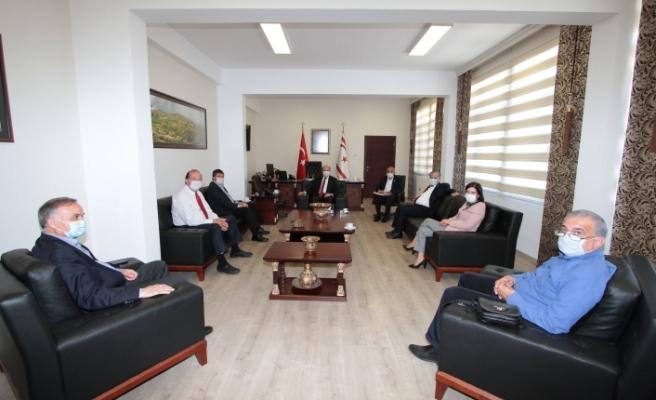 Koordinasyon Konseyi, çalışmalarına devam ediyor
