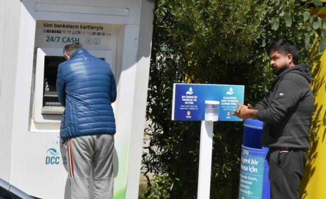 LTB, 17 ATM noktasına hijyen seti yerleştirdi