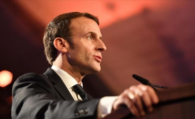 """Macron: """"Çin'de Kovid-19'la ilgili bilmediğimiz şeyler oldu"""""""