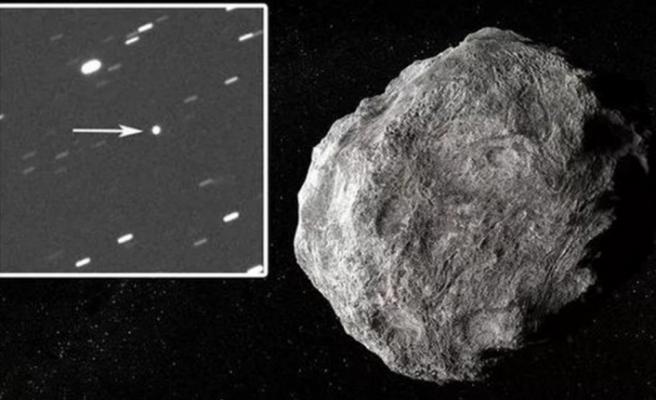 NASA'dan açıklama: Dev göktaşı Dünya'yı teğet geçti