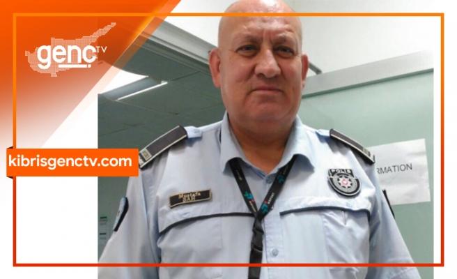 Polis Mustafa Şah, hayatını kaybetti