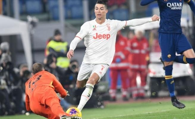 Ronaldo sosyal medyanın da yıldızı