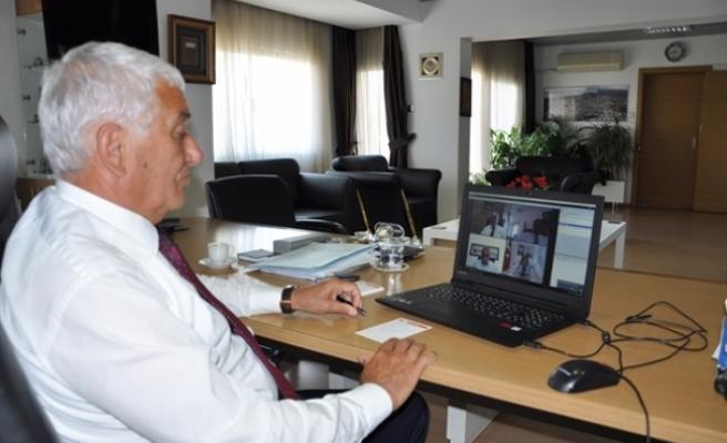 Türkiye Belediyeler Birliği ile Covid 19 mücadelesinde işbirliği