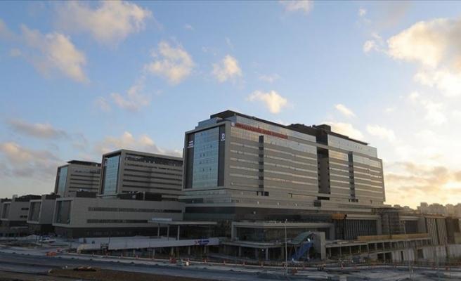 Türkiye'de Başakşehir İkitelli Şehir Hastanesi'nin ilk etabı hizmete açıldı