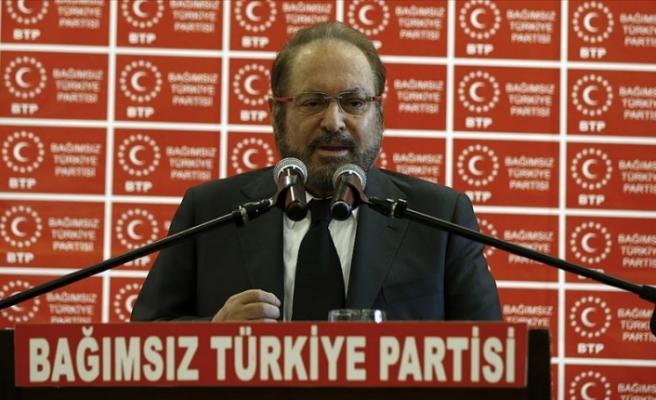 Türkiye'de BTP Genel Başkanı Haydar Baş hayatını kaybetti