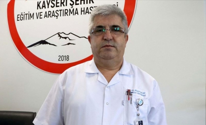 """Türkiye Koronavirüs Bilim Kurulu üyesi Prof. Dr. İlhami Çelik: """"Korona korku sendromu oluştu"""""""