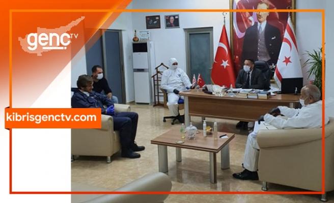 """Yenierenköy Belediye Başkanı: """"Enerji ve Ekonomi Bakanlığı uyuma...Maske bulamıyoruz"""""""