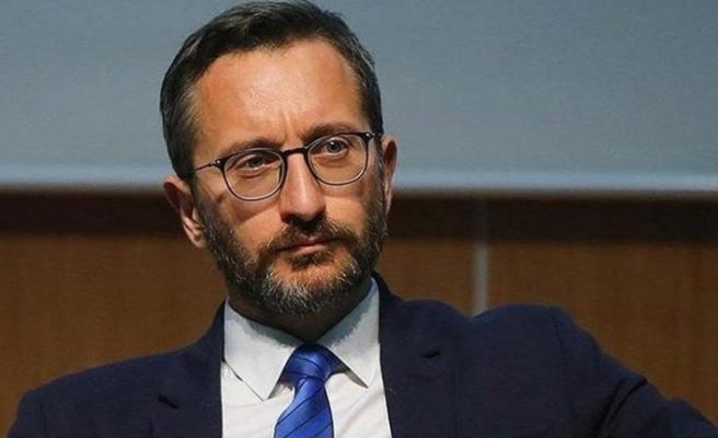 """Altun: """"Türkiye'nin stratejisi Kovid-19 salgınının seyrini değiştirdi"""""""
