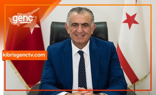 Bakan Çavuşoğlu, Genç TV'nin yeni yaşını kutladı
