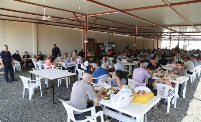 Cezaevindekilere, bayramda kapalı görüş sistemiyle aile ve yakınlarıyla görüşme imkanı