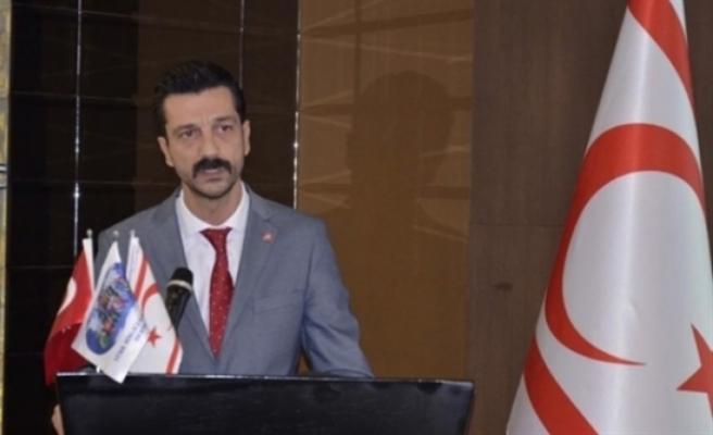 DSÖ, üyeliğinin Türkiye üzerinden olması çağrısı