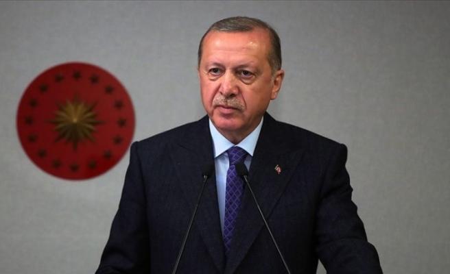 """Erdoğan: """"Bayramda 81 ilde sokağa çıkma kısıtlaması uygulanacak"""""""