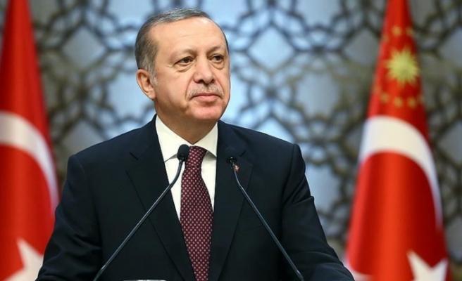 Erdoğan'dan 'Anneler Günü' mesajı
