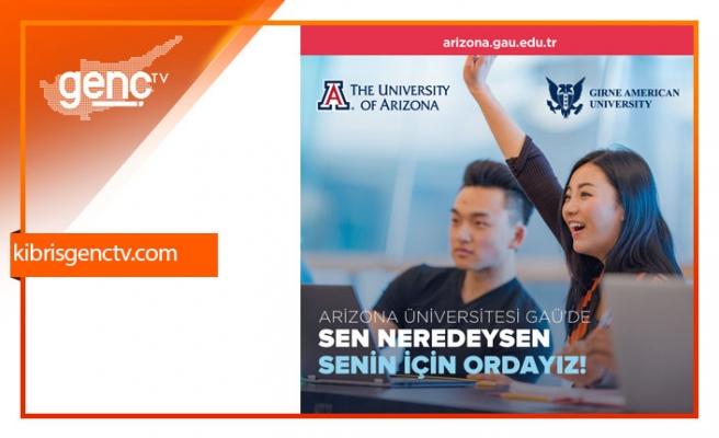 GAÜ ve Arizona Üniversitesi vizyoner bir işbirliği başlatıyor