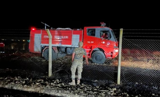 Gece meydana gelen yangınlar kontrol altına alındı