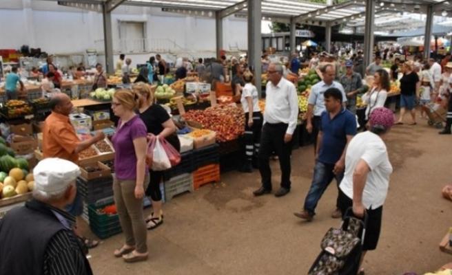 Girne'de açık pazarın kurulacağı tarih açıklandı