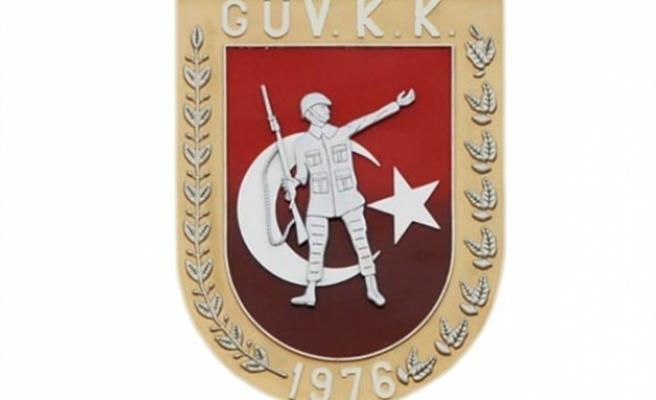 Güvenlik Kuvvetleri Komutanlığı, Demirci için taziye mesajı yayımladı