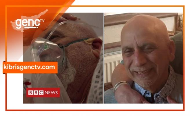 İngiltere'de koronavirüsü yenen Kıbrıslı Türk yaşadıklarını BBC Türkçe'ye anlattı