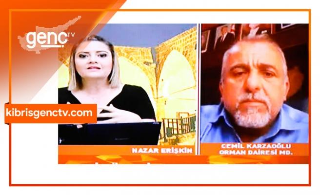 Karzaoğlu, Genç Tv yayınında yangın uyarı sisteminin neden çalışmadığını anlattı