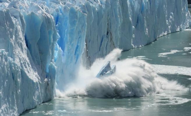 Kuzey Kutbu'nda eşi görülmemiş sıcaklık