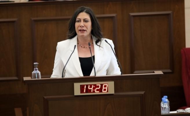 Meclis Genel Kurulu, bugünkü çalışmalarını güncel konuşmalarla tamamladı