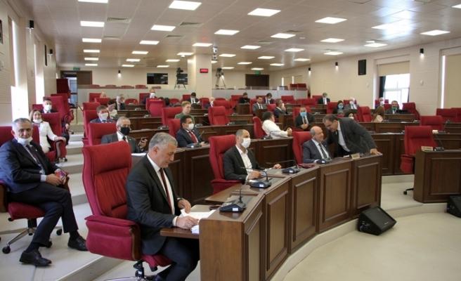 Mecliste güncel konuşmalar
