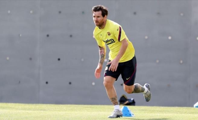 Messi takımının performasından memnun değil