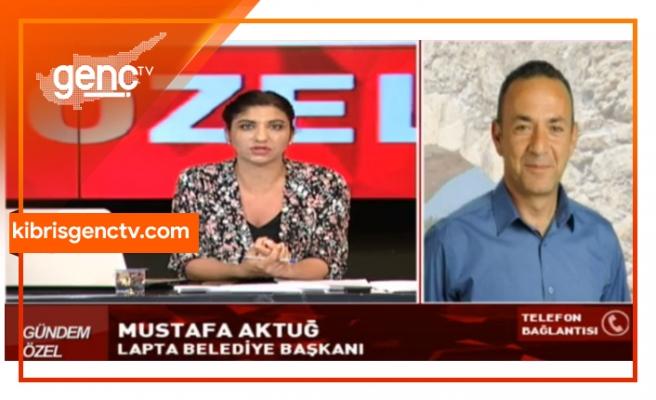 """Mustafa Aktuğ: """"Belediye personeli mangal yakmada kullanılan fitiller buldu"""""""