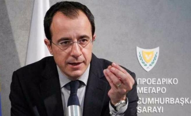 """Rum Bakan: """"Uluslararası hukuk, Türkiye için a la carte değil"""""""
