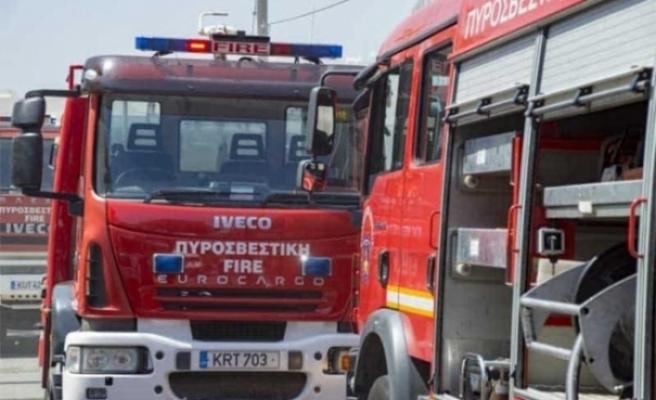 Rum polisi ve itfaiyesi yangınlarla mücadele için yeni teknolojiler tedarik edecek