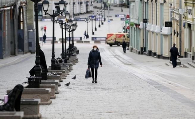 Rusya'da vaka sayısı 114 bin 431'e ölü sayısı 1169'a yükseldi