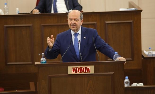 """Tatar: """"Ekonomide bir takım düzenlemelerle bu süreci atlatacağımıza inanıyorum"""""""