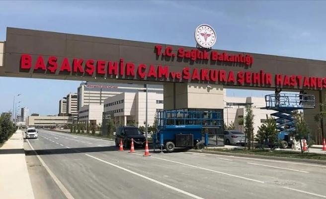 Türkiye'de Başakşehir Çam ve Sakura Şehir Hastanesi yarın açılıyor
